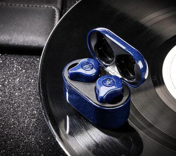 Sabbat E12 Ultra Galaxy Blue Bluetooth Earphones 3