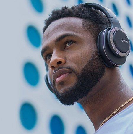 cleer flow headphones
