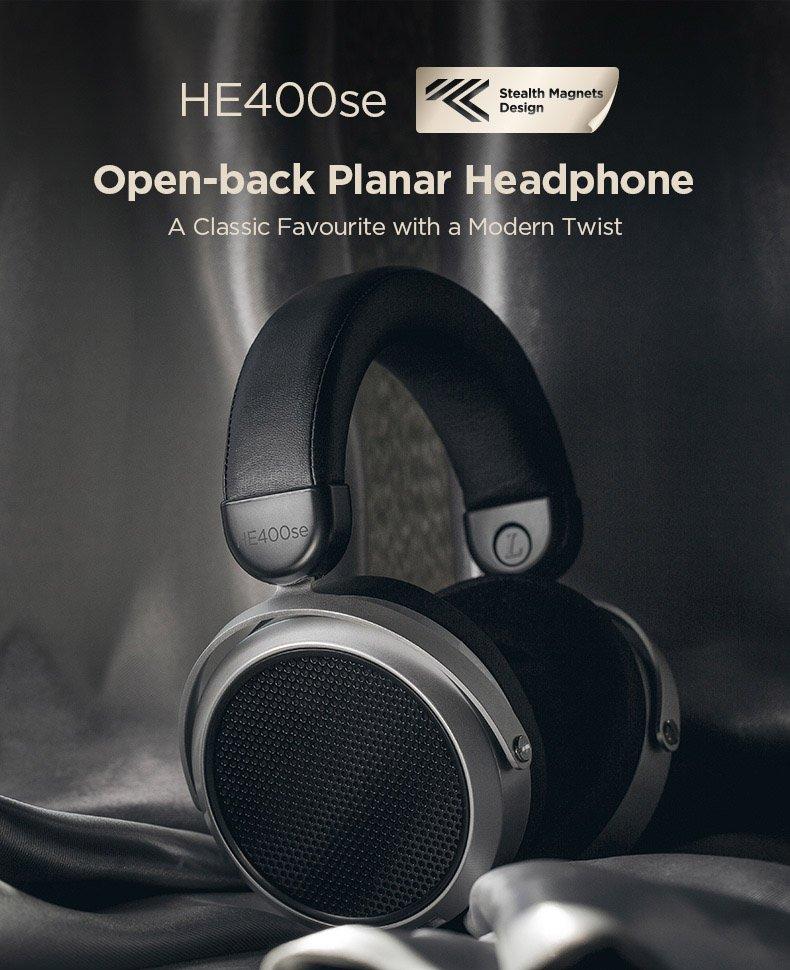 Hifiman headphones he400se description 1