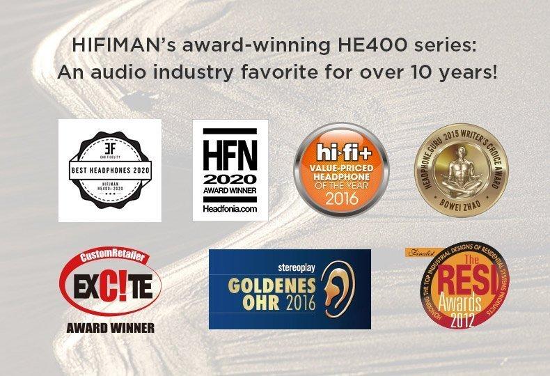 Hifiman headphones he400se description 2
