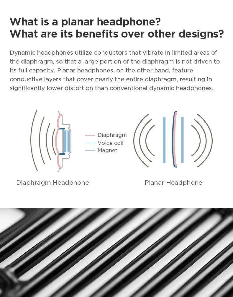 Hifiman headphones he400se description 3