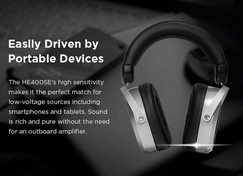 Hifiman headphones he400se description 5
