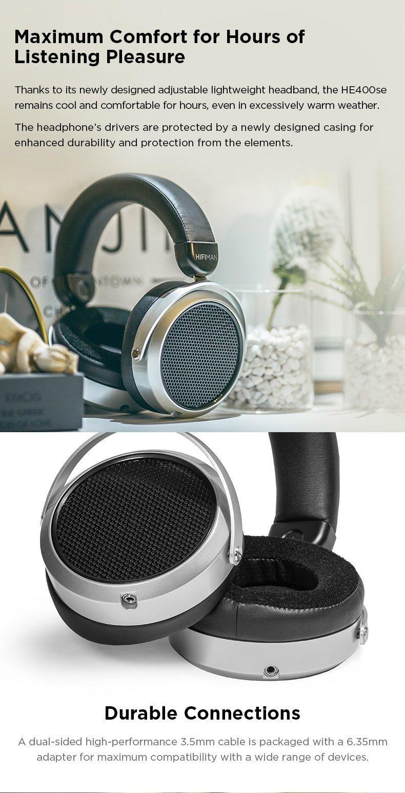 Hifiman headphones he400se description 6