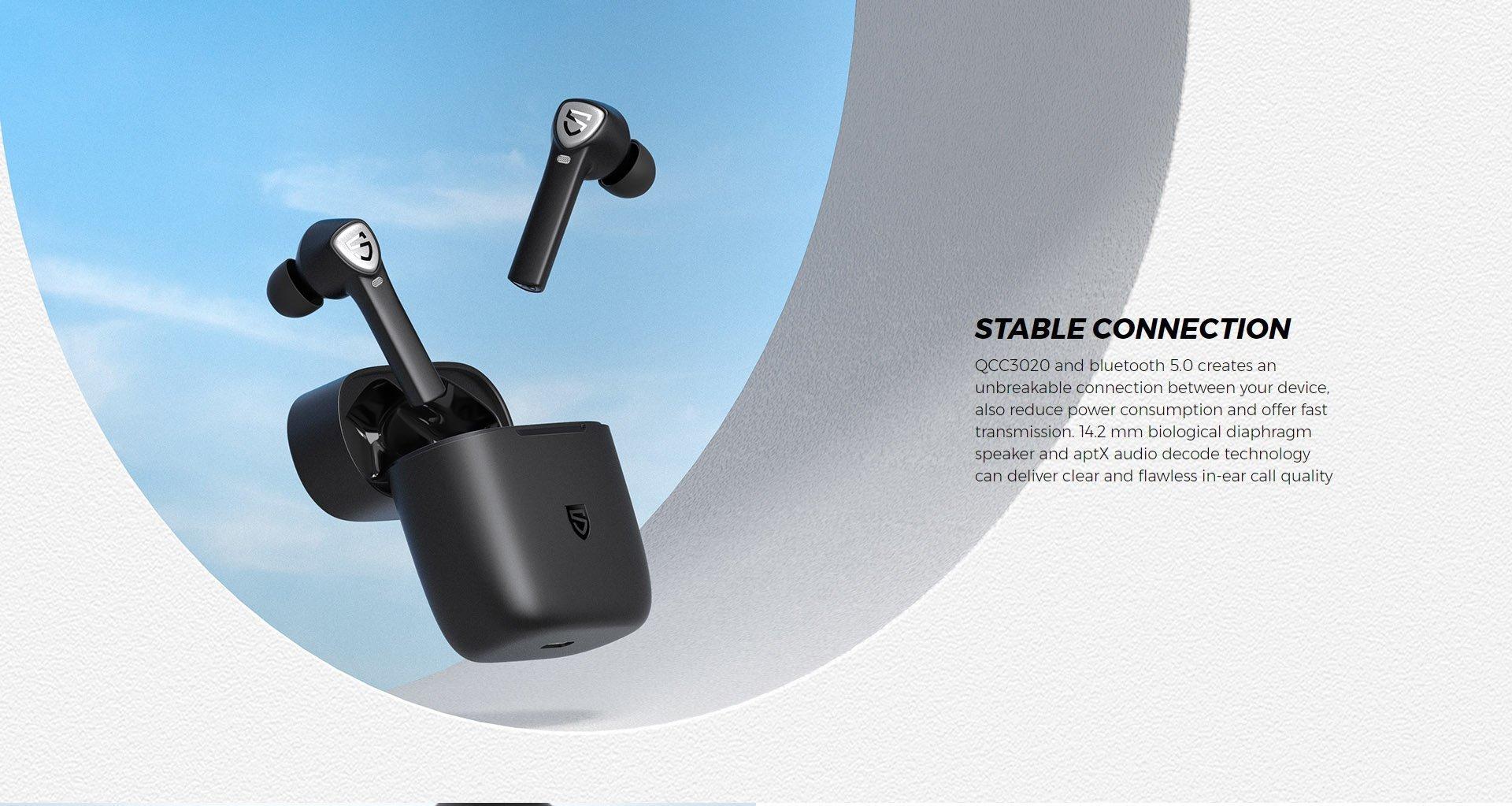 soundpeats true capsule 2 wireless earbuds 4