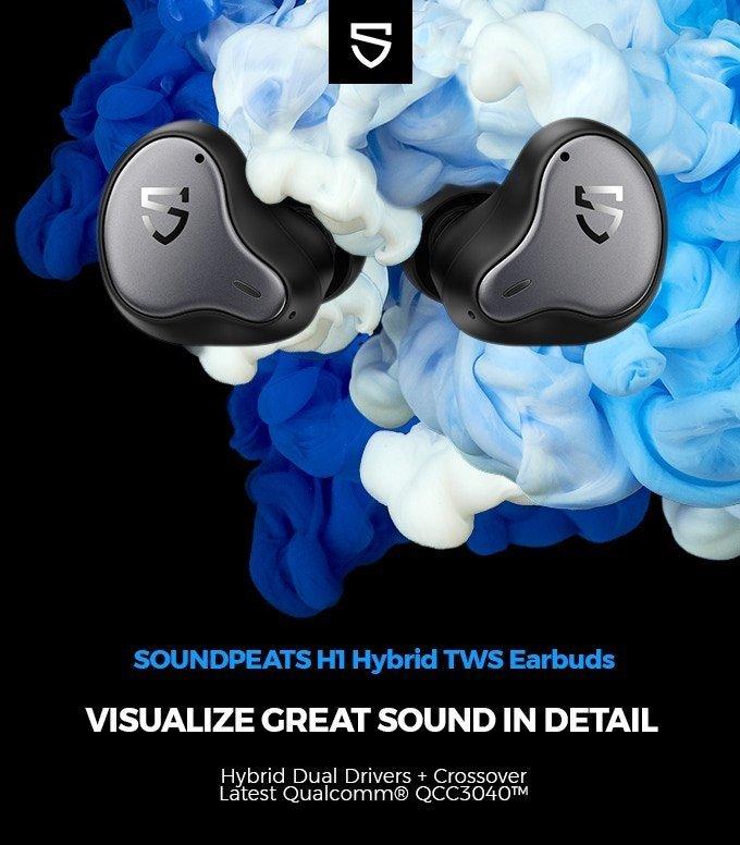 SOUNPEATS H1