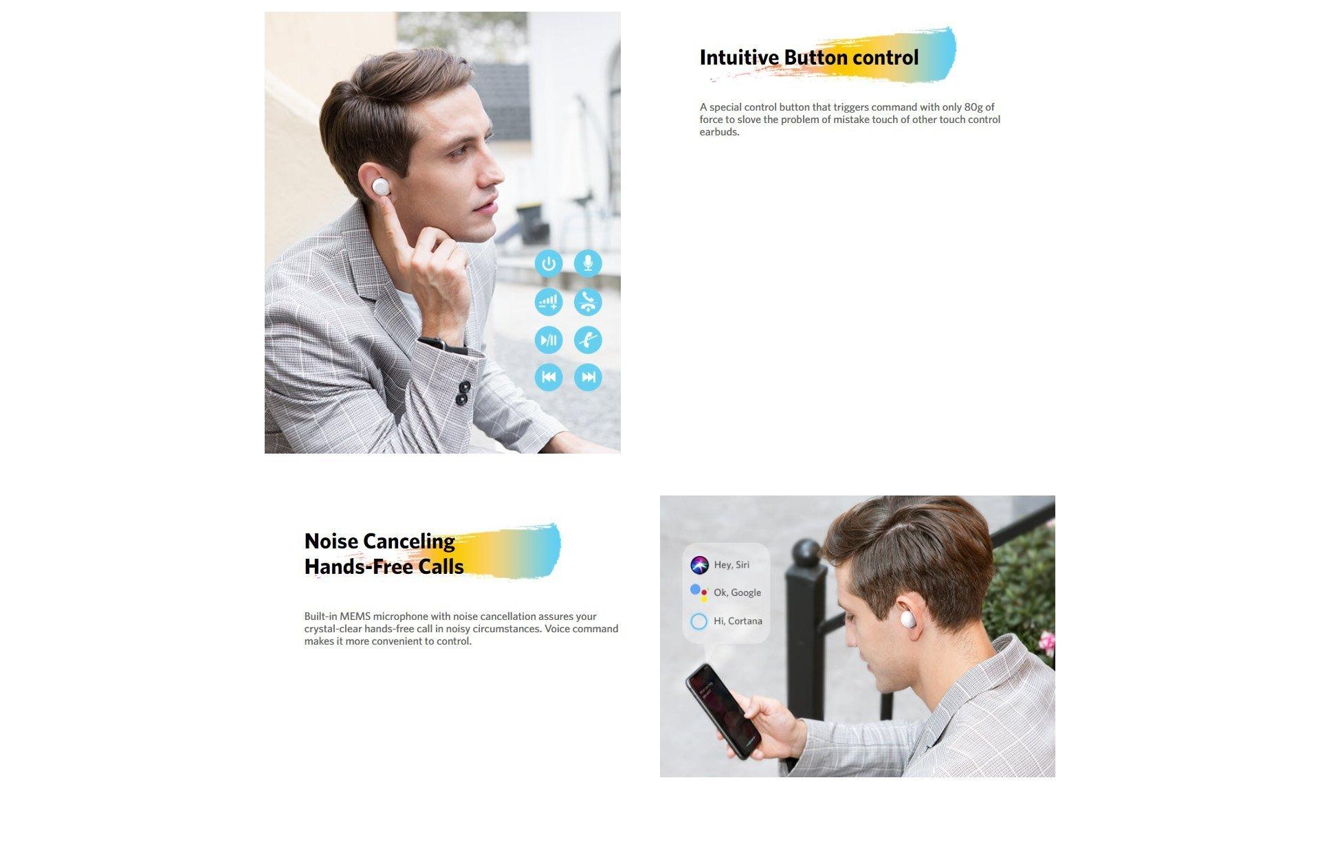 earfun free wireless earbuds 2