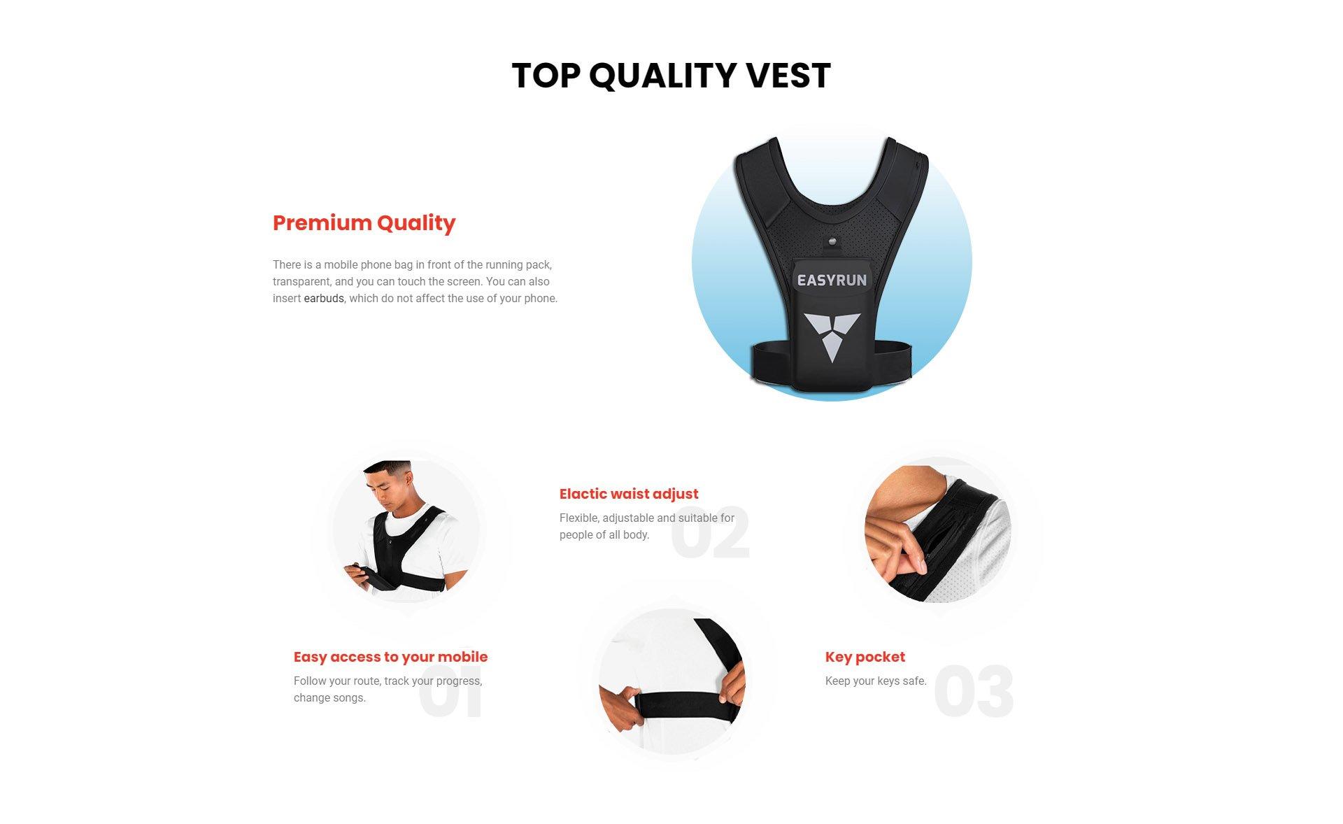 running vest phone holder ireland 3