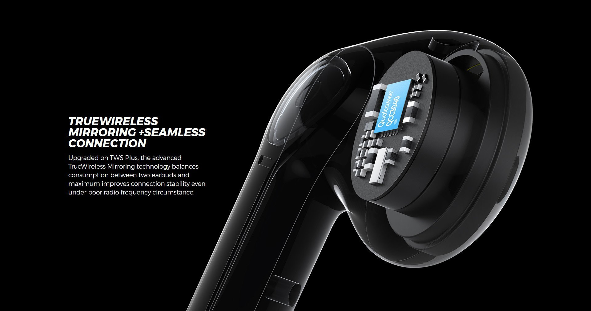 soundpeats trueair 2 earphones 4