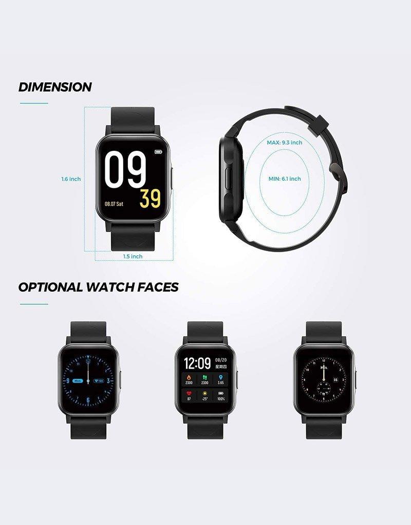 smart watch Soundpeats Ireland 10