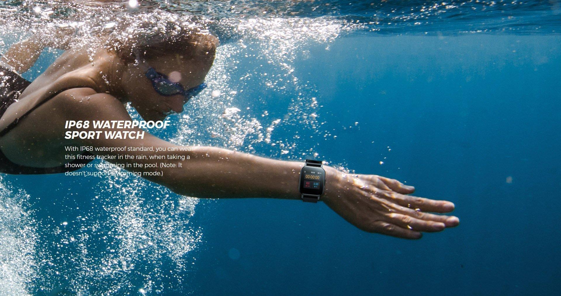 smart watch soundpeats 5