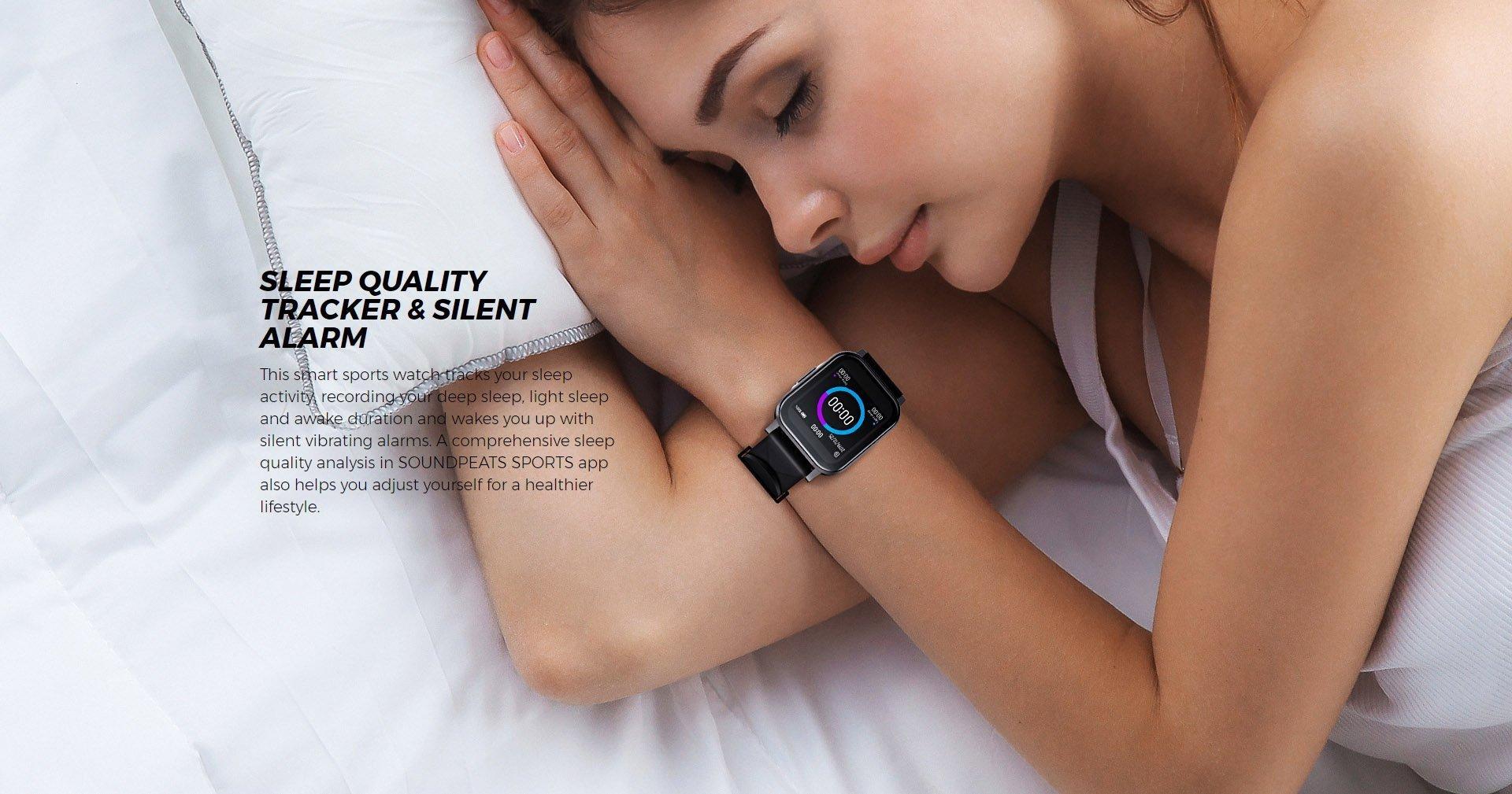 smart watch soundpeats 6