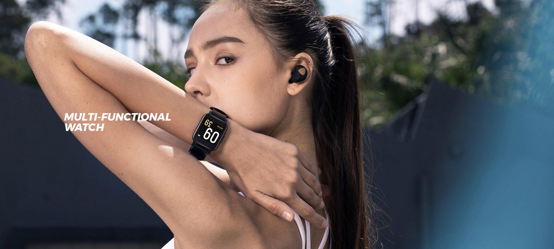 smart watch soundpeats 8