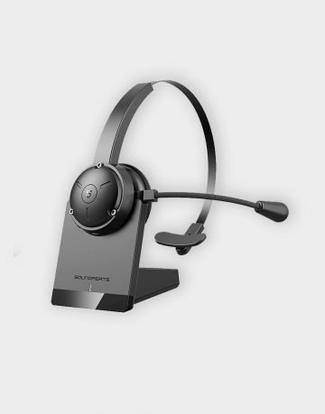 Bluetooth wireless headset with microphone 1