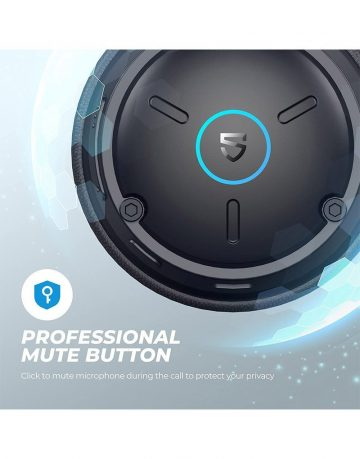 Bluetooth wireless headset with microphone 3