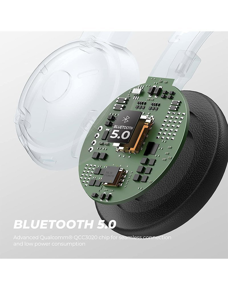 Bluetooth wireless headset with microphone 7